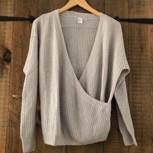 HM knit pullover